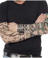 Nep tattoo mouwen gothic trend