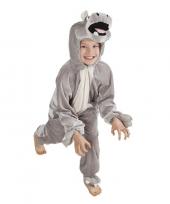 Nijlpaard kostuum voor kinderen trend