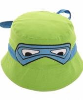 Ninja turtle hoedje voor kinderen trend