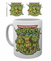 Ninja turtles mokken 285ml trend