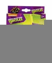 Ninja turtles zwemvleugels paars trend