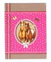Notitieblok paarden a7 trend 10093853