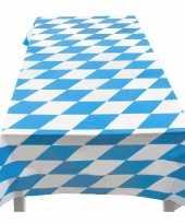 Oktoberfest 3x stuks beieren oktoberfest tafelkleden 130 x 180 cm trend