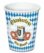 Oktoberfest bekers beieren trend