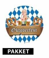 Oktoberfest feest pakket trend