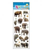 Olifanten stickervellen trend
