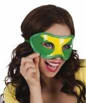 Oogmasker brazilie trend
