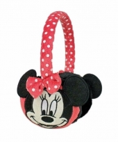 Oorwarmers minnie mouse trend