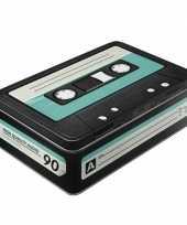 Opbergbox retro 80s cassette trend