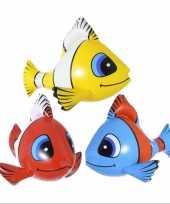 Opblaas vissen decoratie trend