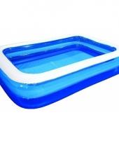 Opblaasbaar zwembad 200 x 150 cm trend