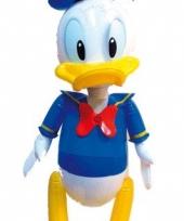 Opblaasbare donald duck 55 cm trend
