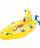 Opblaasbare duikboot 165 x 86 cm trend