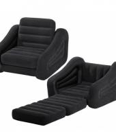Opblaasbare relax stoel trend
