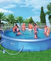 Opblaasbare zwembaden van 549 cm trend