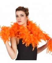 Oranje boa 180 cm trend