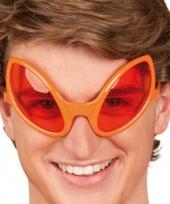 Oranje bril ufo trend