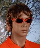 Oranje brillen trend