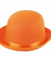 Oranje hoeden trend 10055399