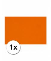 Oranje knutselpapier a4 formaat trend