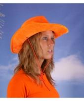 Oranje supporters hoeden trend