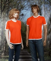 Oranje supporters shirt trend