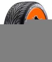 Oranje wieldop hoezen 4 stuks trend