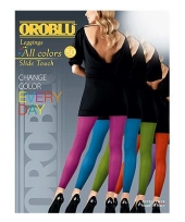 Oroblu dameslegging wit 50 denier trend
