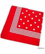 Ouderwetse zakdoeken trend