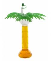 Palmboom drinkbeker 500 ml trend