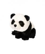 Panda knuffelbeer 38 cm trend