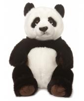 Panda knuffels wnf 30 cm trend