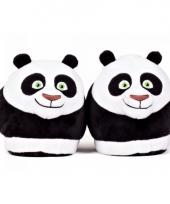 Panda sloffen voor kinderen trend 10069708