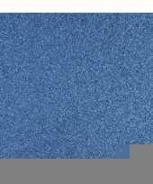 Papier glitter blauw vel trend
