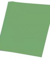 Papier pakket groen a4 50 stuks trend