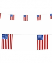 Papieren amerika slingers 6 meter trend