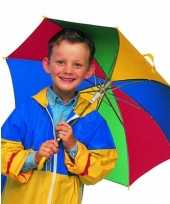 Parapluutjes in vrolijke kleurtjes trend