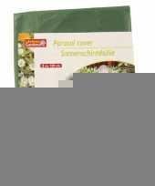 Parasolhoes 120 cm groen lifetime garden trend