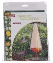 Parasolhoes 175 cm groen lifetime garden trend