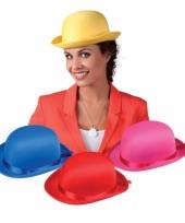 Party bolhoed in verschillende kleuren trend