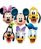 Party maskers mickey en vrienden trend