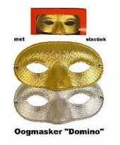 Party oogmaskers met glitters trend