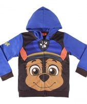 Paw patrol chase hooded sweatshirt trend
