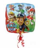 Paw patrol folie ballon trend