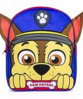 Paw patrol kinder rugtas chase 32 cm trend