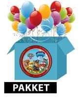 Paw patrol kinderfeest pakket trend