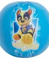 Paw patrol opblaasbare strandbal 29 cm speelgoed trend