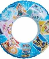 Paw patrol opblaasbare zwemband zwemring 45 cm kids speelgoed trend
