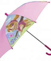 Paw patrol paraplu meisjes 65 cm trend