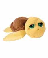 Pebbles schildpad knuffel 34 cm trend